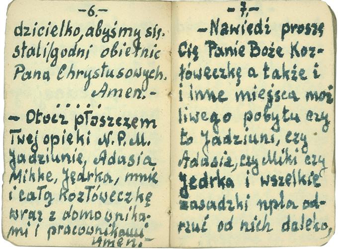 Kozłowiecki wątek w historii Auschwitz-Birkenau