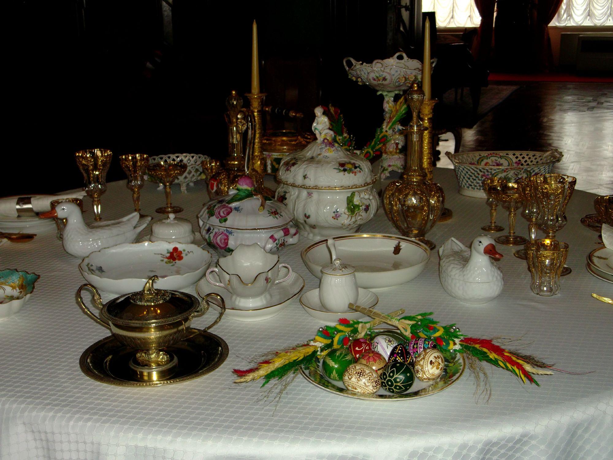 Wielkanoc w Kozłówce