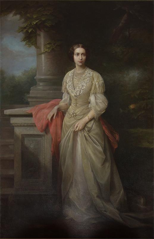 Bohaterka drugiego planu w historii rodu Zamoyskich – Anna z Mycielskich
