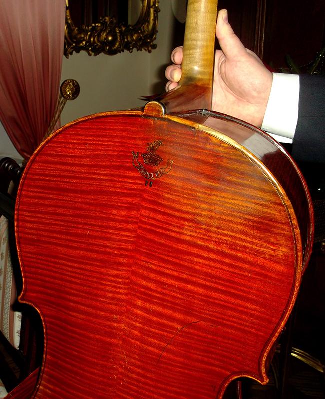 Instrument z historią